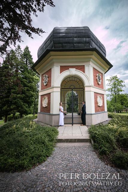 Bosenský pavilon Javorka - místo na svatbu Česká Třebová
