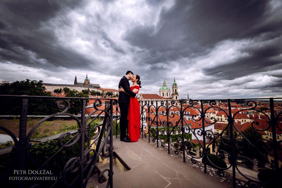Prewedding Photographer Prague