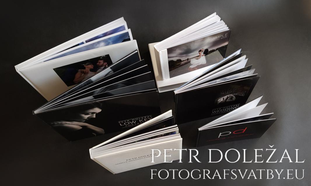 Svatební fotoknihy