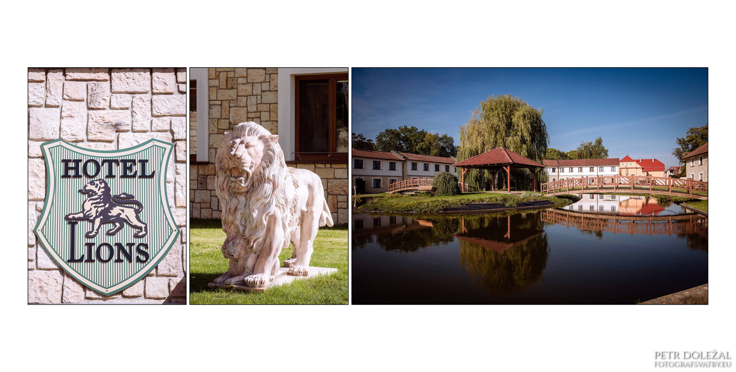 hotel LIONS Nesuchyně