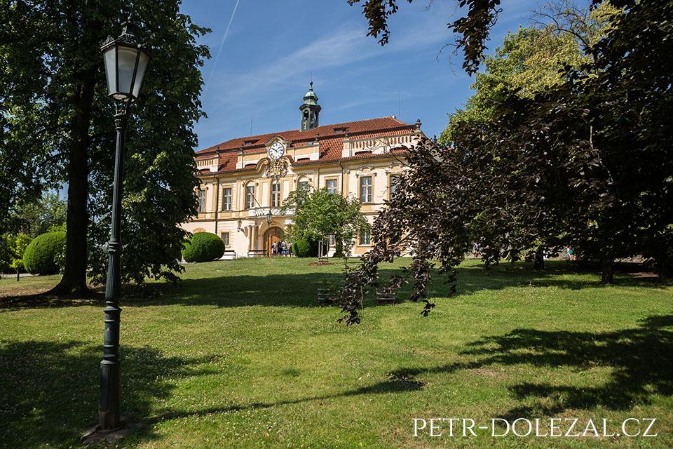 Svatební místa Praha 8 - Libeňský zámeček