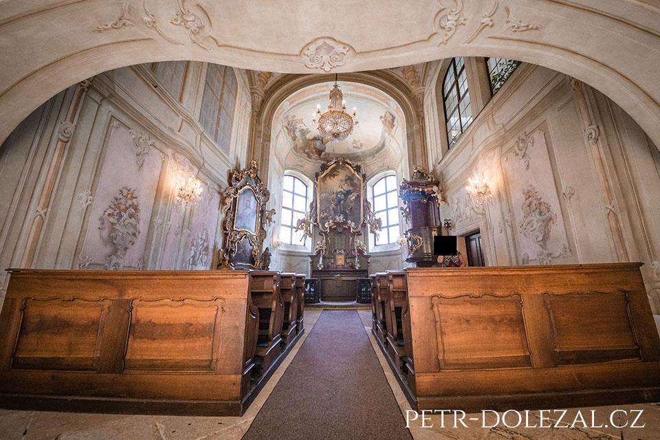Kaple Libeňského zámečku