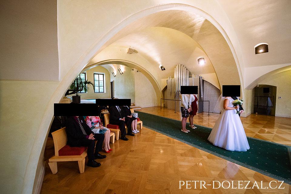 Obřadní síň -Staroměstská radnice Praha