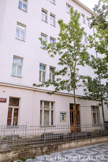 Obřadní síň MČ Praha 7