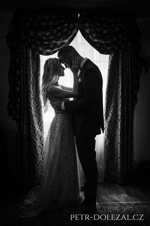 Svatba fotky nevěsty a ženicha
