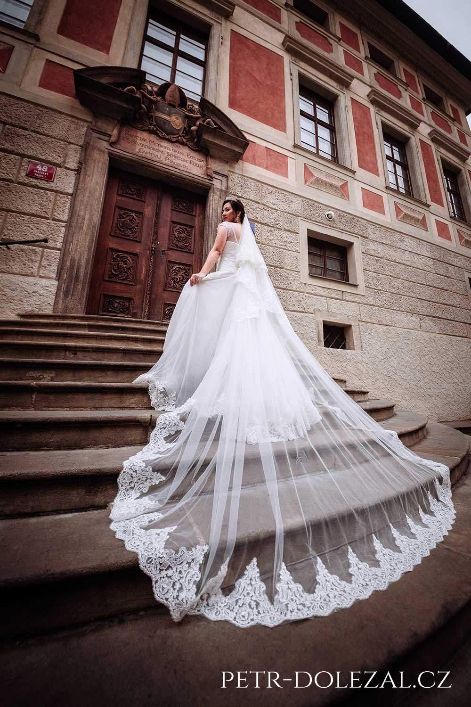 Svatební foto Praha - Staré proboštství