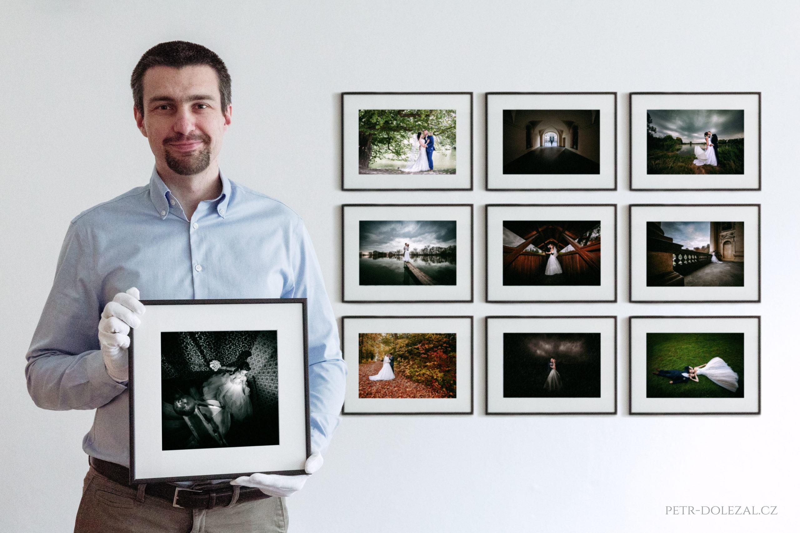 Svatební fotograf Petr Doležal - Praha