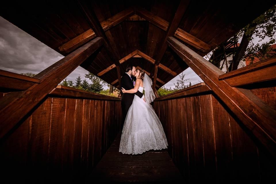 Svatební foto po úpravě