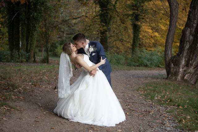 Foto svatby před retušemi
