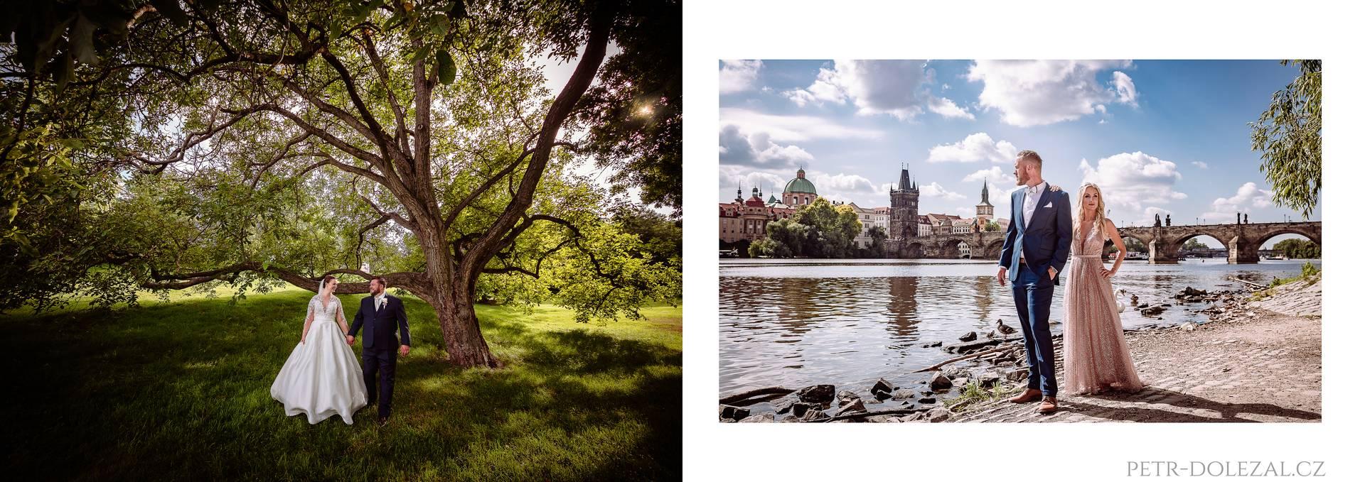 svatební foto Praha