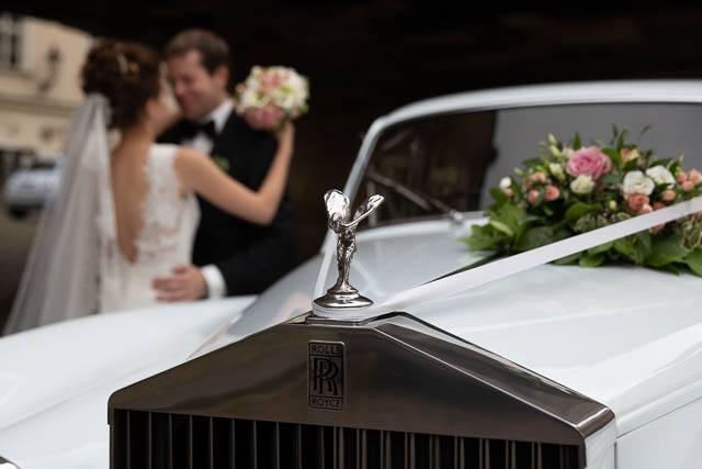Svatební fotky před úpravami