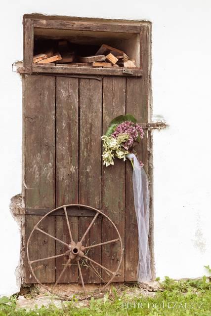Staré dveře - Trojanův mlýn
