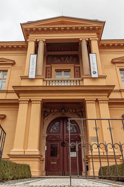 Vila Lanna - Praha