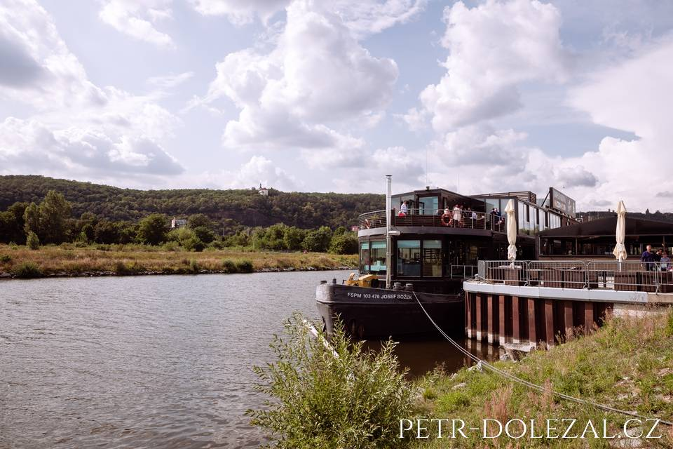 Rosmarina - svatba na lodi