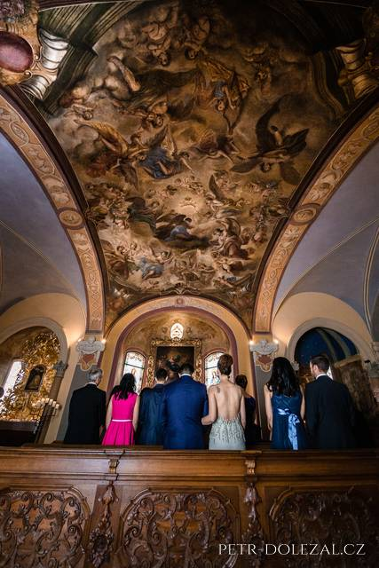 Zbiroh - kaple Nanebevzetí Panny Marie
