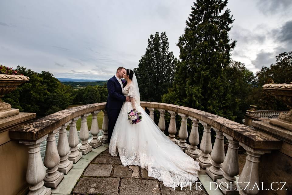 Svatba na zámku Zbiroh